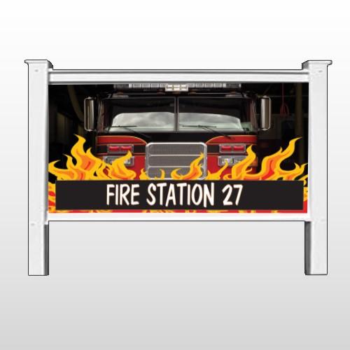 "Safety Program 427 48""H x 96""W Site Sign"