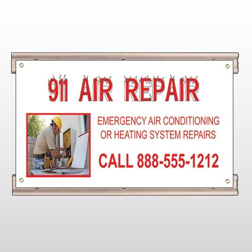 AC Repair 251 Track Sign