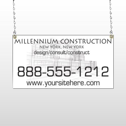 Builder 36 Window Sign