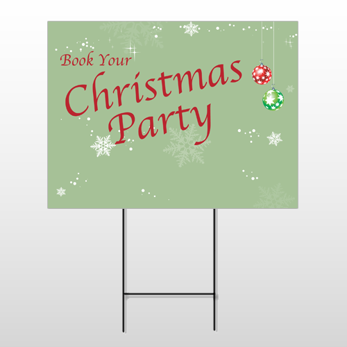 Christmas 26 Wire Frame Sign