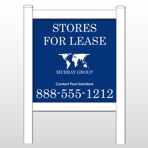 "Murray 444 48""H x 48""W Site Sign"