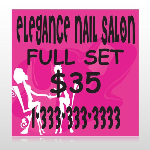 Elegant Nails 643 Custom Banner