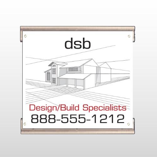 Builder 35 Track Banner