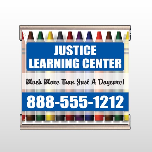 Crayons 184  Track Banner