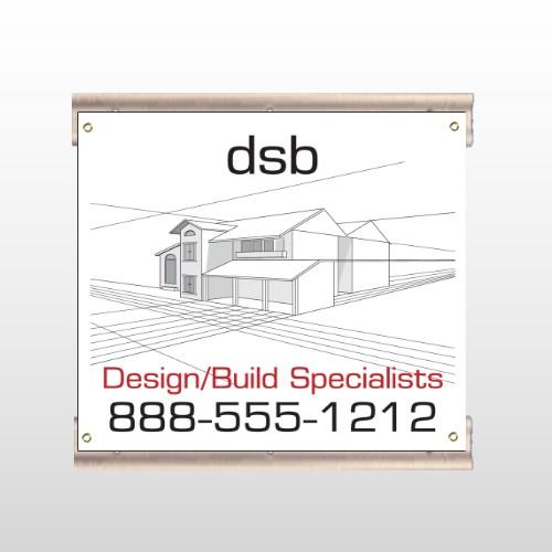 Builder 35 Track Sign
