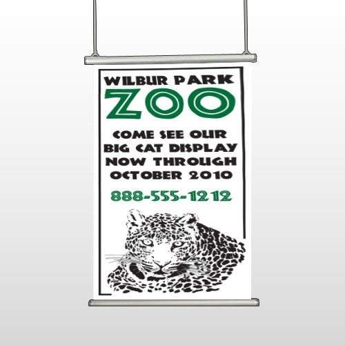 Zoo 127 Hanging Banner