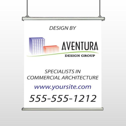 Architect 25  Hanging Banner