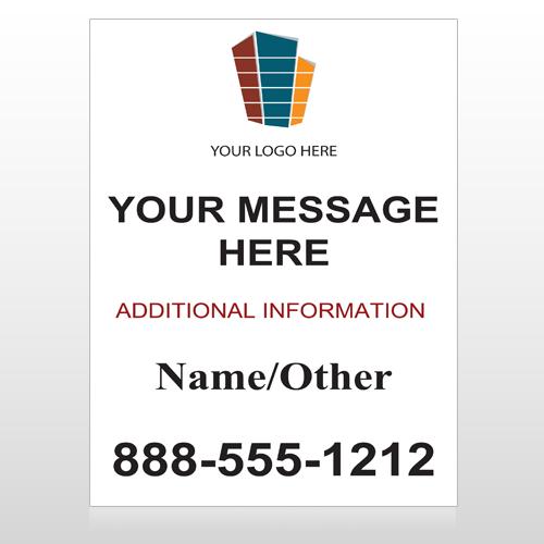 Mortgage 177 Custom Sign
