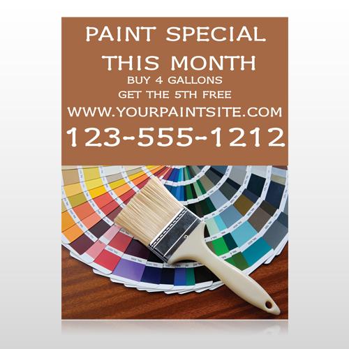 Paint Brushes 256 Custom Decal