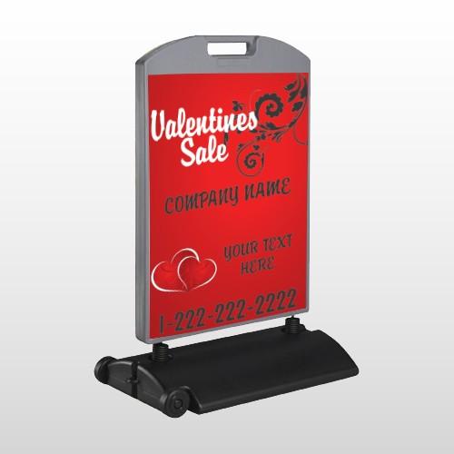 Valentine's Sale 09 Wind Frame Sign