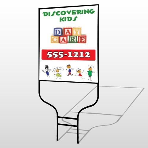 Toy Blocks 183 Round Rod Sign