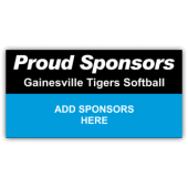 Proud Sponsors Gainesville Tigers