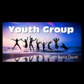 St. Mary's Baptist Church Youth Group Vinyl Banner