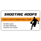 Shooting Hoops Basketball Camp
