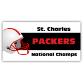 St. Charles Packers National Champs