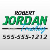 Jordan 299 Truck Lettering
