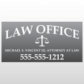 Legal 271 Window Lettering