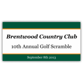 Brentwood Country Club Annual Golf Scramble