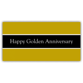 Happy Golden Anniversary