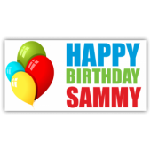 Happy Birthday Sammy
