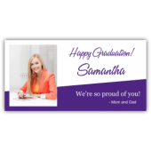 Happy Graduation Samantha We're So Proud of You