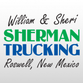 Sherman 343 Truck Lettering