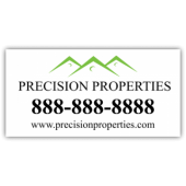 Precision Properties Magnetic Sign - Magnetic Sign