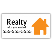 Realty With You In Mind Magnetic Sign - Magnetic Sign