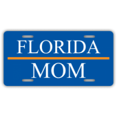 Florida Mom License Plate