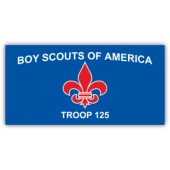 Boy Scouts of America Magnetic Sign - Magnetic Sign