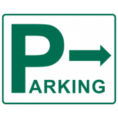 Parking - Arrow Right