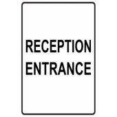 Reception Entrance