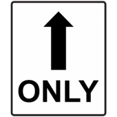 Only Up Arrow