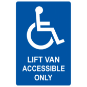 Lift Van Only