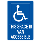 This Space Is Van Access