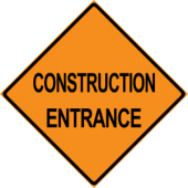 Construction Entrance