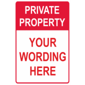 Private Property - Custom