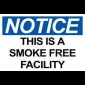 Smoke Free Notice