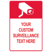 Red Custom Surveillance