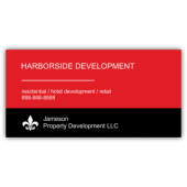 Development Company Magnetic Sign - Magnetic Sign