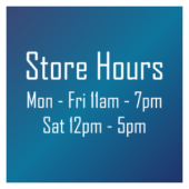 Business Hours Window Lettering 9