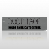 America Tape  02 Bumper Sticker