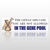 Gene Pool 239 Bumper Sticker