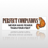 Perfect Feet 194 Bumper Sticker