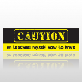 Self Teaching 56 Bumper Sticker