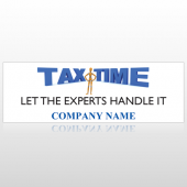 Tax Time 153 Custom Decal