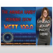 Amp Morning Show 439 Custom Decal