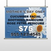 Mothers Day 487 Hanging Banner