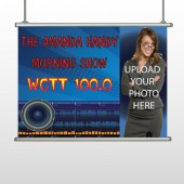 AMP Morning Show 439 Hanging Banner
