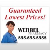Pharmacist 104 Custom Sign